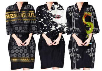 Kimono / Personel Önlüğü