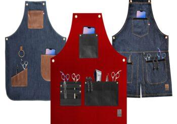 Kot ve Deri Önlük / Denim & Leather