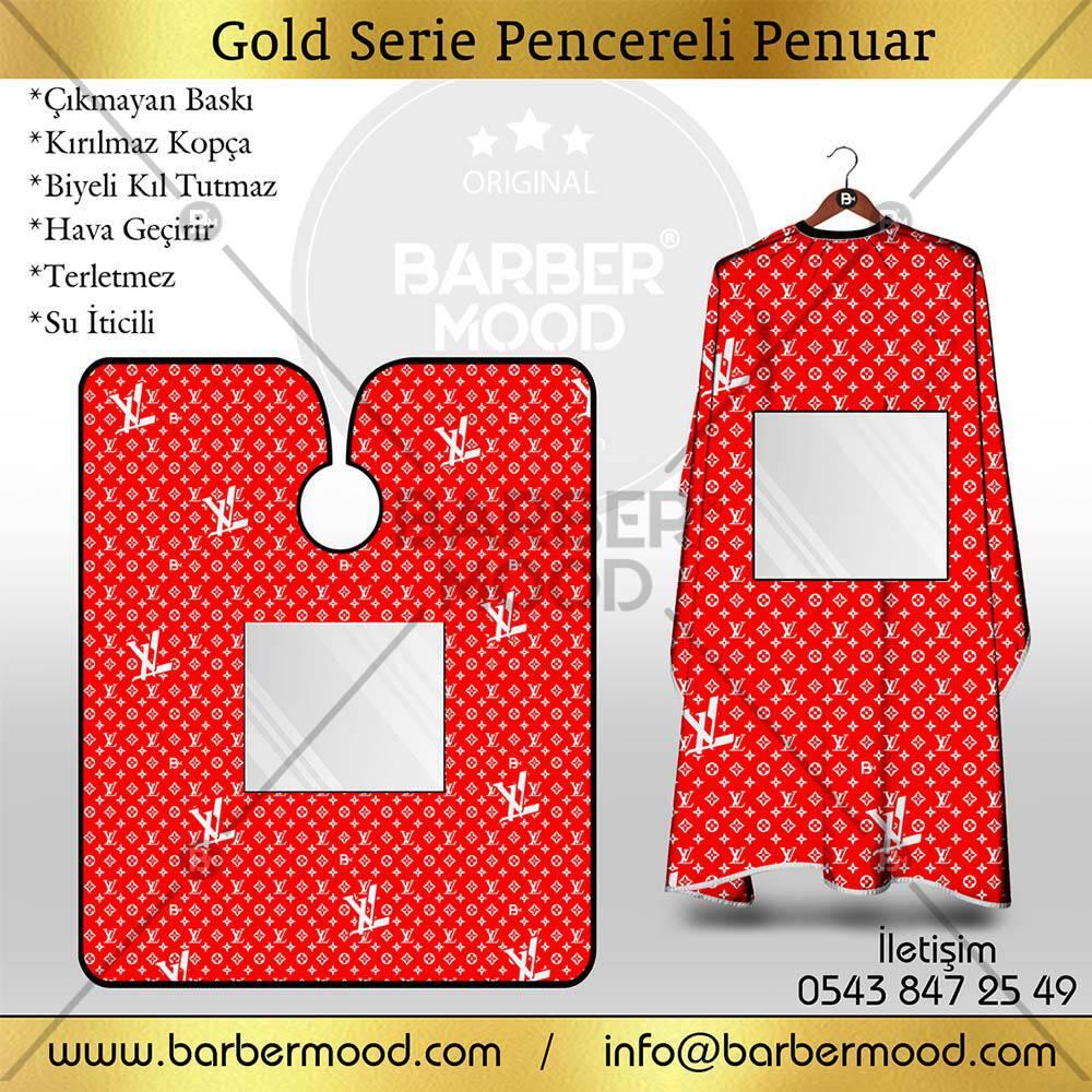 Gold Seri Pencereli Penuar kaliteli kumaşı, rahat olması ve hava geçirmesinden dolayı yüksek oranda tercih nedeni olmaktadır.