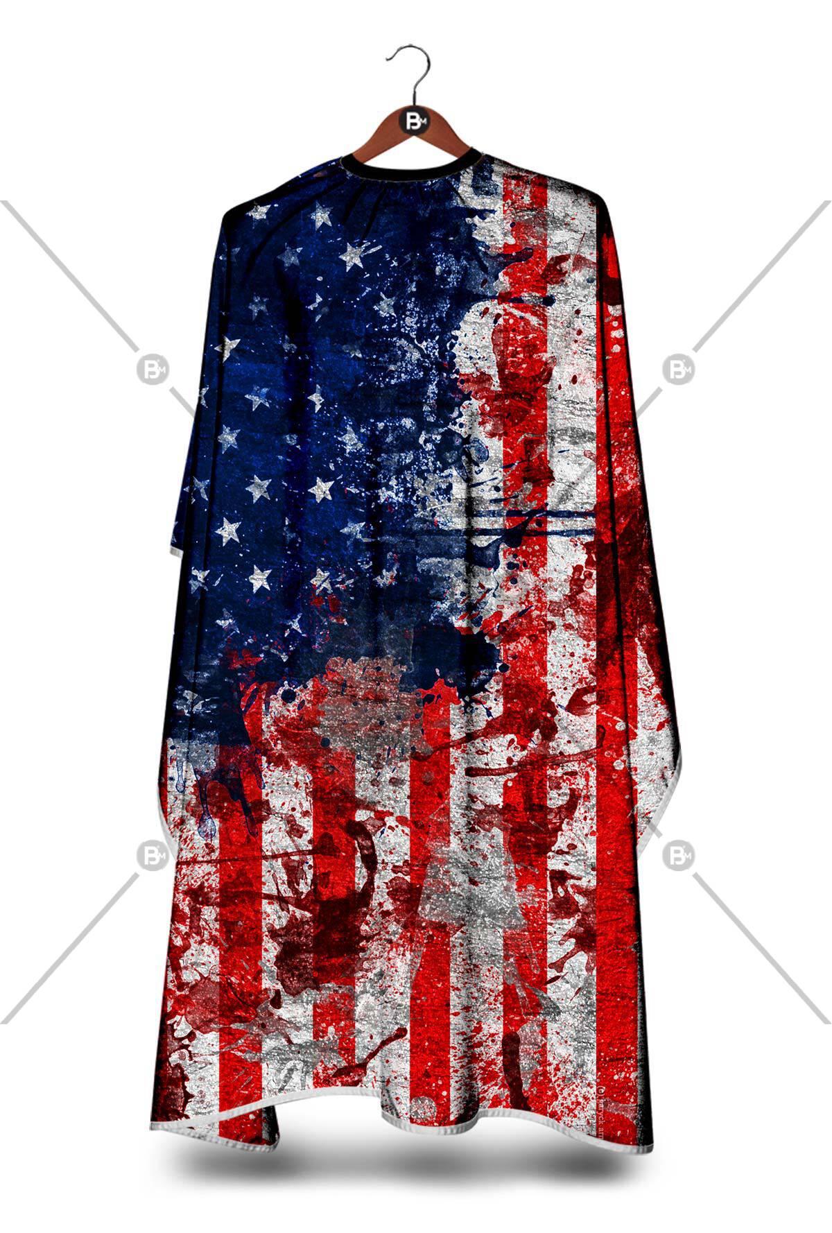 American Flag Penuar ürünü tüm müşterileriniz tarafından ilgi ile incelenebilecek, yumuşak dokusu ile antistatik özelliği sayesinde asla kıl, sakal veya tüy tutmayacaktır.
