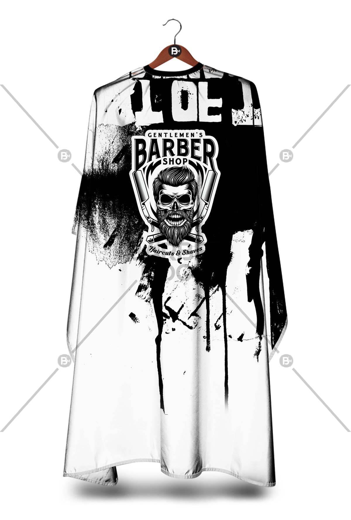 Barber Splash Penuar ürünü tüm müşterileriniz tarafından ilgi ile incelenebilecek, yumuşak dokusu ile antistatik özelliği sayesinde asla kıl, sakal veya tüy tutmayacaktır.