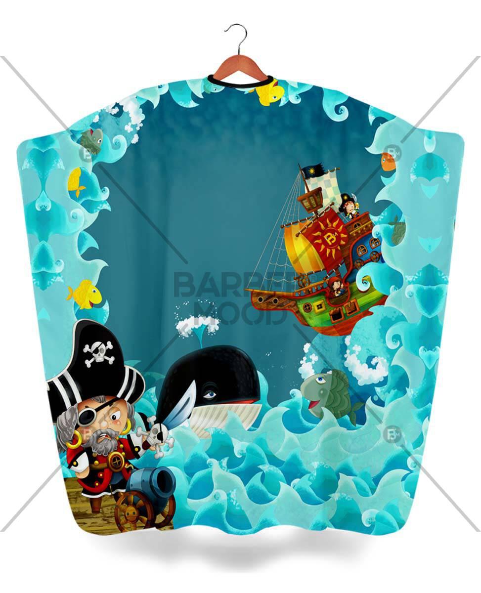 Pirate Çocuk Penuarı ürünü tüm müşterileriniz tarafından ilgi ile incelenebilecek, yumuşak dokusu ile antistatik özelliği sayesinde asla kıl, sakal veya tüy tutmayacaktır.