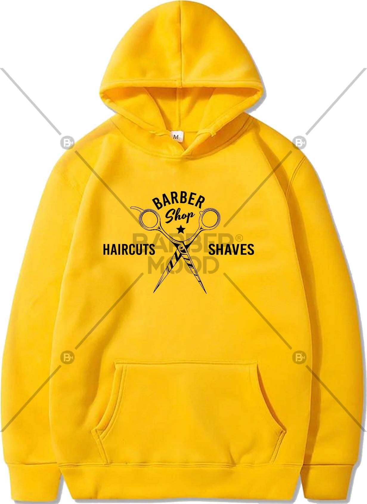 Kapşonlu Sweet Sarı ürünü kuaför ve berberlerin en çok tercih ettiği bir üründür. Firma logonuz ile baskı yapılabilir.