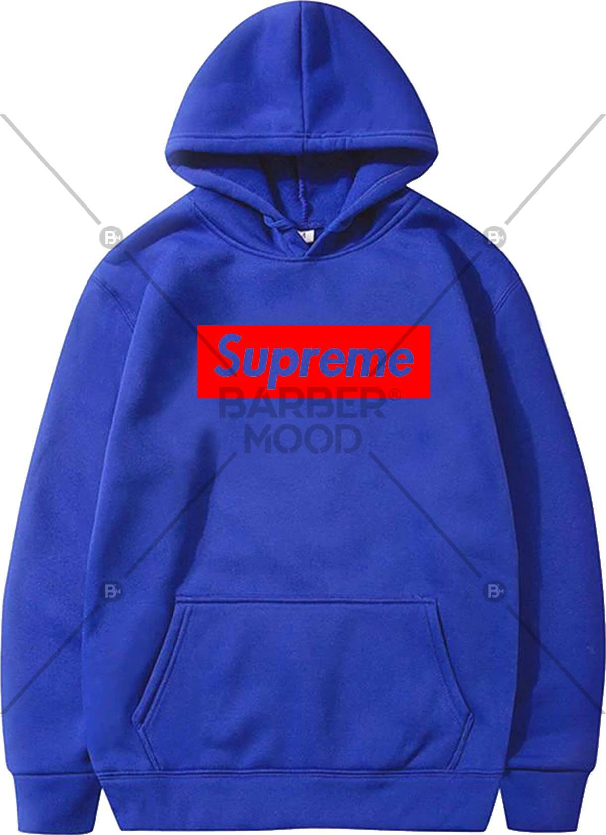 Kapşonlu Sweet Mavi ürünü kuaför ve berberlerin en çok tercih ettiği bir üründür. Firma logonuz ile baskı yapılabilir.
