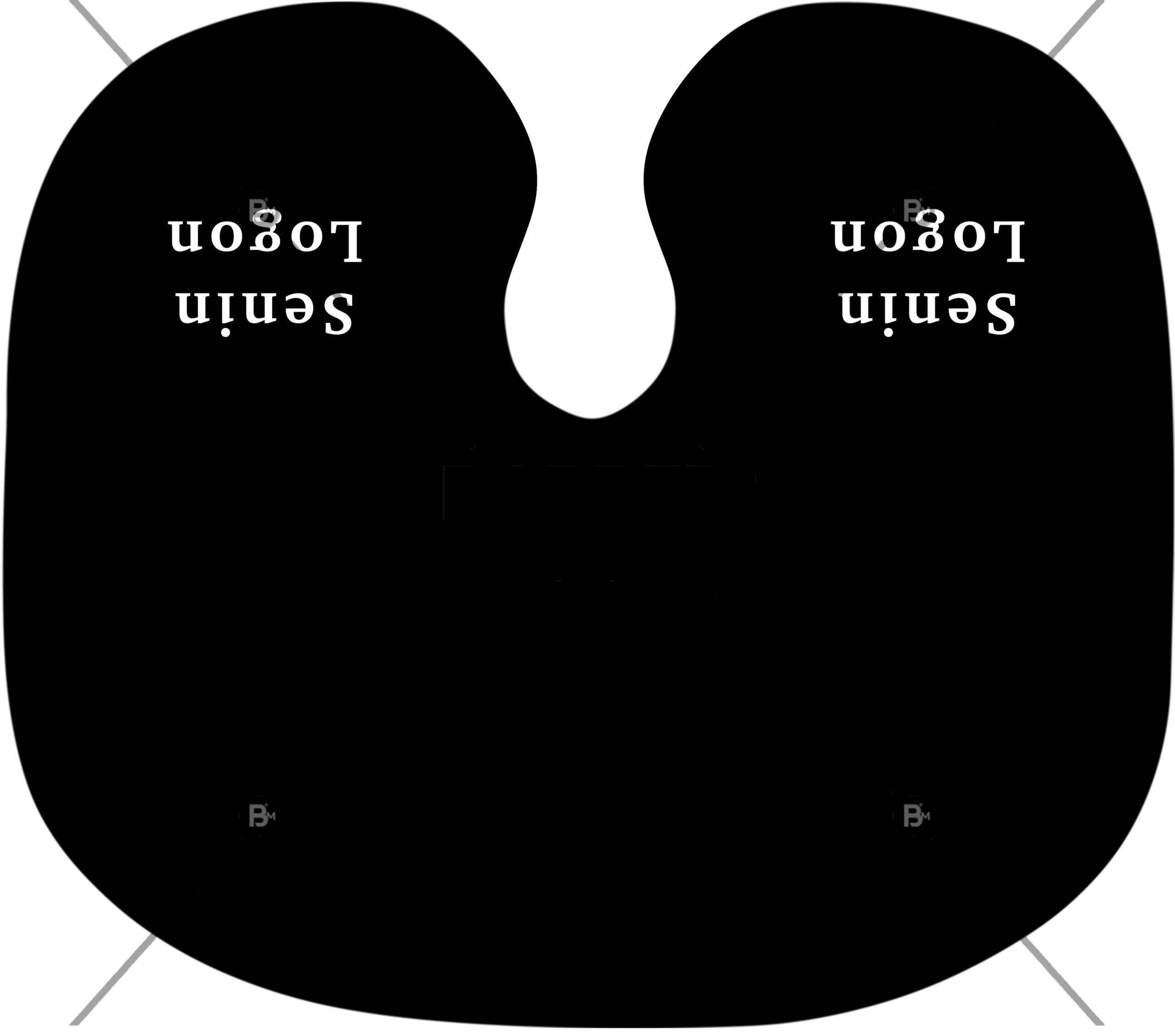 Tarama Fön Penuarı - BM-T 102 ürünü kuaför ve berberlerin en çok tercih ettiği bir tarama fön penuarıdır. Firma logonuz ile size özel baskılı penuar yapılabilir.