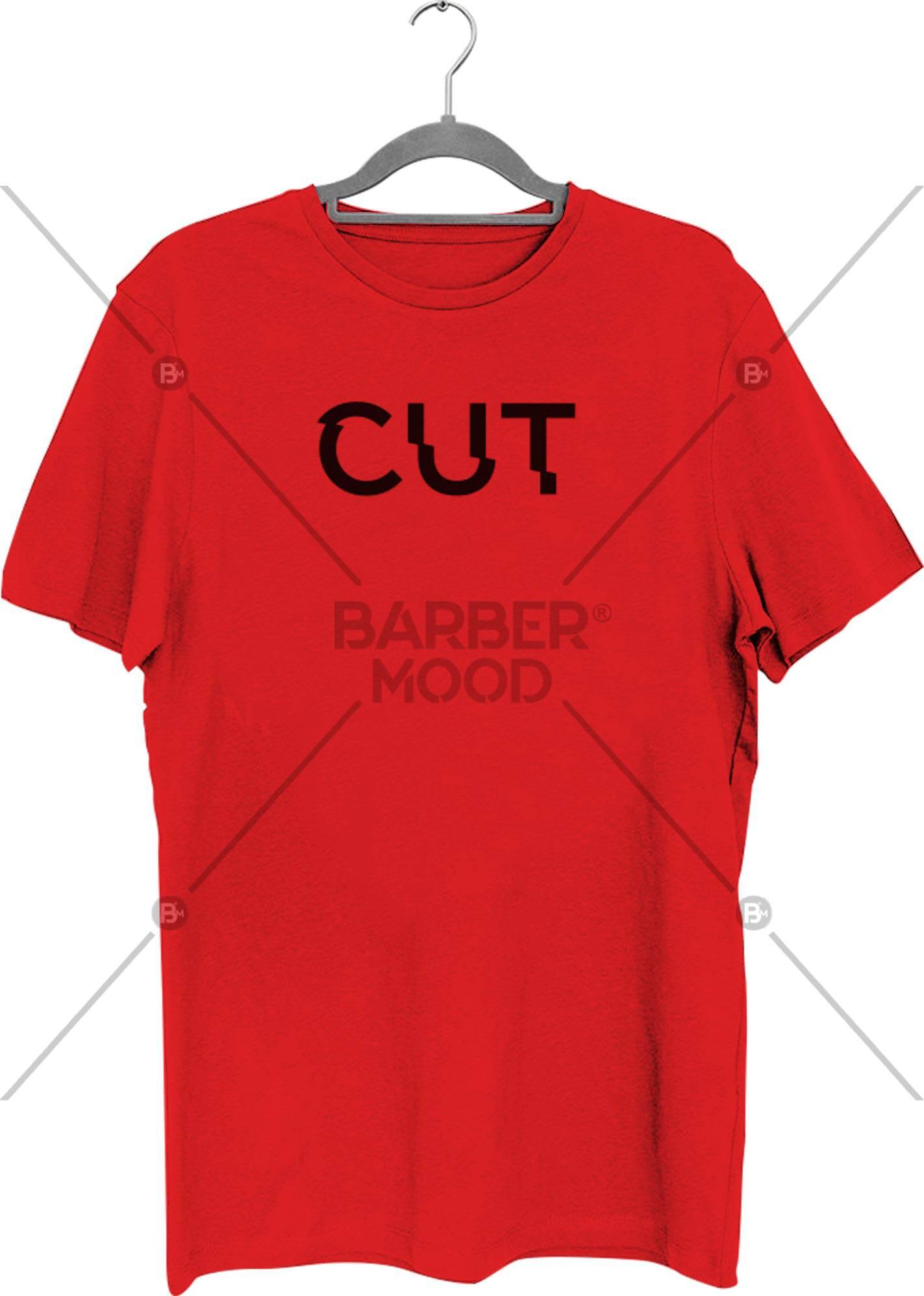 Kırmızı Tişört ürünü kuaför ve berberlerin en çok tercih ettiği bir üründür. Firma logonuz ile baskı yapılabilir.