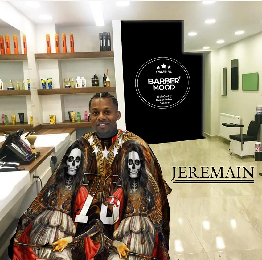 Jeremain Lens Barber Mood