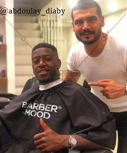 Abdoulay Diaby barber mood