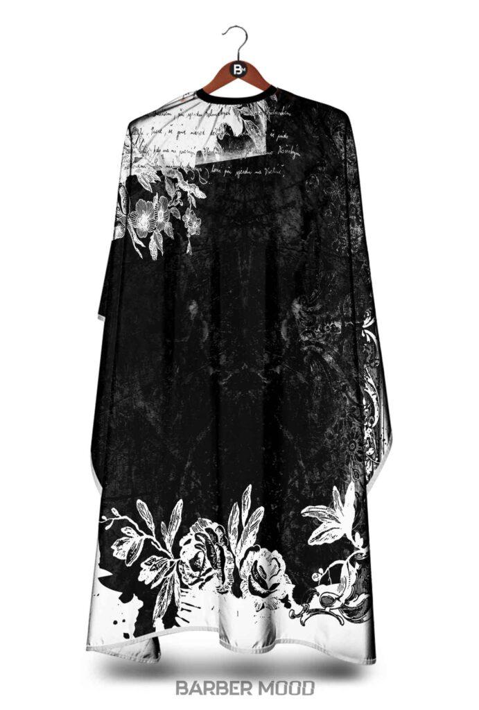 Siyah Çiçekli Penuar kaliteli kumaşı, rahat olması ve hava geçirmesinden dolayı yüksek oranda tercih nedeni olmaktadır.
